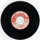 Blue Bells - Jah Know / Jah More Dub (Premier / Reggae Fever) EU 7""